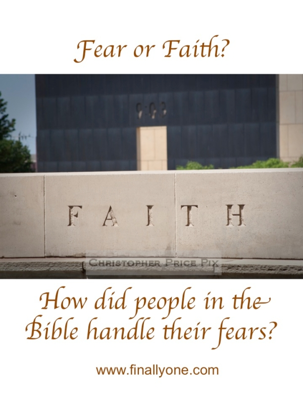 Fear in Bible